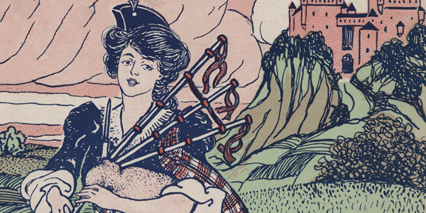 Scottish Sheet Music Gallery
