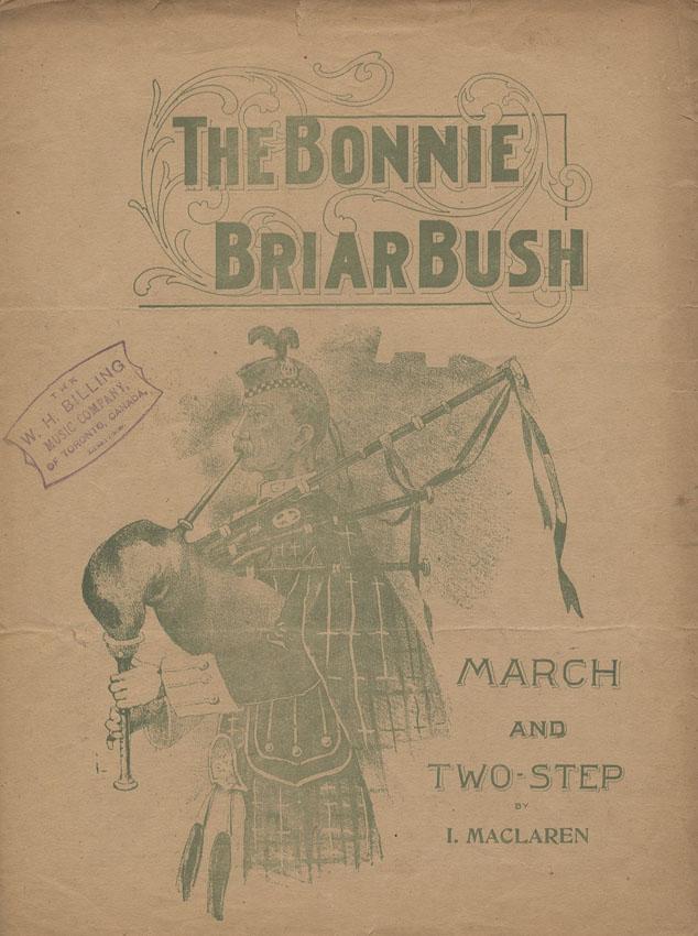 Bagpipes Sheet Music - Irish Sheet Music Archives